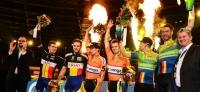 Yoeri Havik und Wim Stroetinga gewinnen die 107. Six Day Berlin