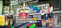 UCI-Bahn-WM 2017 in Hongkong: Rückblick auf die Auftakt-Wettbewerbe