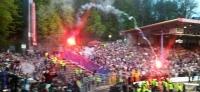 Sachsenpokal-Finale Erzgebirge Aue vs. FSV Zwickau wurde Schuss in den Ofen