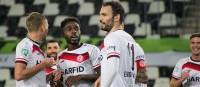 RWE-Sixpack vs. WSV: Rot-Weiss Essen schießt Wuppertal wieder aus dem Stadion