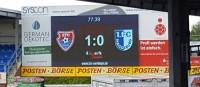 KFC Uerdingen 05 vs. 1. FC Magdeburg: Kleines Gästefeuerwerk - Krefeld bricht Gästeserie