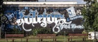 Im Schatten des Hooligan-Wandbilds - Jarosławiec fegt Avia vom Platz