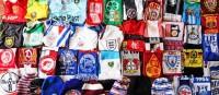 Brandlöcher, Tränen und irre Touren: Gesammelte Schals & Trikots und ihre Geschichten