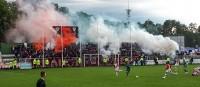 Feuer frei! Es geht wieder los - zumindest beim serbischen Fußball!
