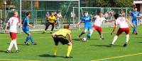 Ein klasse Fußballfest! FC Polonia Berlin schnupperte gegen Tasmania an der Sensation