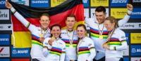 Tony Martin verabschiedet sich mit Gold im Teamzeitfahren