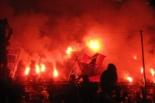 Hertha BSC feiert beim FC Energie Cottbus eine feurige Party