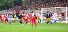 2:1 gegen RB Leipzig! Leidenschaftliches Publikum treibt Union zum Sieg