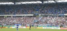 MSV Duisburg vs. Schalke 04: Choreo, Banner und same procedure as 2011