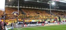 Cottbus - Dresden: Verbote und Graffiti Geplänkel als Vorspiel