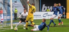 Hansa Rostock vs. Karlsruher SC: Nordisches Schietwetter, konsequenter KSC, fehlende Hertha-Fans