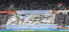 MSV Duisburg vs. Nürnberg: Choreo, strammer Support und ein Punkt der nicht hilft