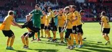Energie Cottbus vs. Dynamo Dresden: Schwarz-gelbe Invasion und hartgekochte Eier