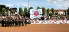 MSV 19 Rüdersdorf vs. FC Energie Cottbus: Fußballfest vor großer Kulisse im Stadion Glück auf