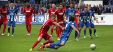 1. FC Magdeburg vs. FC Energie Cottbus: Strittiger Elfmeter sorgt für blau-weiße Erlösung