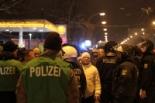 Nach der Partie Union Berlin - KSC: Grenzziehung in der S-Bahn