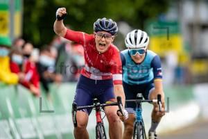 Etappe 1 Tour de Suisse Frauenrennen 2021