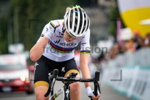 Giro d'Italia Donne 2021 Etappe 2 Boves nach Prato Nevoso