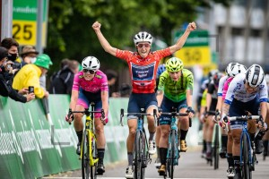 Etappe 2 Tour de Suisse Frauenrennen 2021