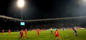 VfL Bochum gegen Fortuna Düsseldorf: Null Tore bei knackiger Stimmung