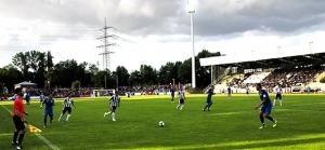 Wattenscheid 09 vs. VfL Bochum: Lockerer Derbysieg zum Trainerdebüt