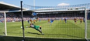 Felix Bastians Elfmeter gegen Dresden