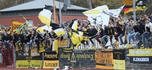 Aachener Fans in Wattenscheid