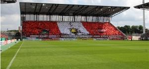DFB Pokalspiel RWE gegen Borussia Mönchengladbach ausverkauft