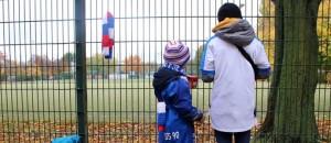 Blau-Weiß 90 Berlin vs. Hansa Rostock II: Am Zaun kieken und juten Rutsch jewünscht!