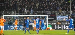 Bochum gegen Darmstadt