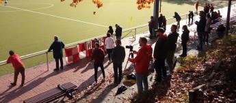 Gelbes Laub und verlorene Punkte: Polonia Berlin verliert im Wedding
