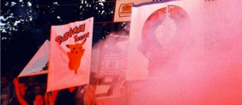 """Vor 20 Jahren: Wenn Ultras beim """"Feschd"""" tierisch abfeiern"""