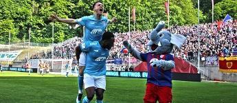 Niederrheinpokalfinale 2019: KFC Uerdingen trumpft in Wuppertal vor starker Kulisse