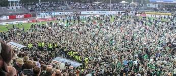 SC Preußen Münster Fußballfibel: Vom Hund auf dem Prinzipialmarkt bis zur größten Pipi-Pause