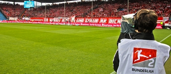 Union Berlin in Bochum