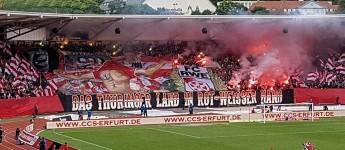 Was ist eigentlich los beim FC Rot-Weiß Erfurt?