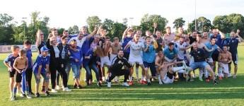 Der Hirsch geht ab! Karkonosze Jelenia Góra kehrt zurück in die III Liga!