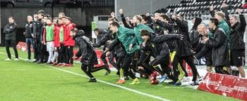 Niederrhein-Pokalhalbfinale: SV Straelen siegt nach starkem Kampf in Essen