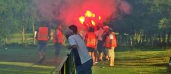 Weiße Wolken über Czarnowite - 2:2 im Derby  gegen Strzałkowo