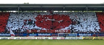 Rot-Weiß-Goldene Fußballfibel: Mainz wie es singt und lacht - und auch weint