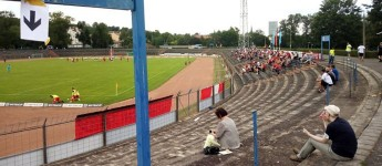 1. FC Frankfurt vs. Energie Cottbus: Pfifferlinge, kleiner Fanmarsch und viel Piwo
