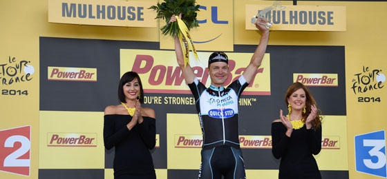 Tour de France: Tony Martin holt 5. Sieg eines deutschen Fahrers