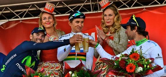 Michal Kwiatkowski gewinnt 50. Amstel Gold Race: Analyse des Renngeschehens
