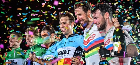 Six Day London: de Ketele / de Pauw besiegen die Topfavoriten Cavendish / Wiggins