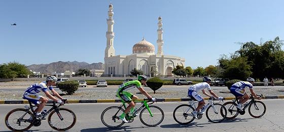 André Greipel gewinnt erste Etappe der Tour of Oman