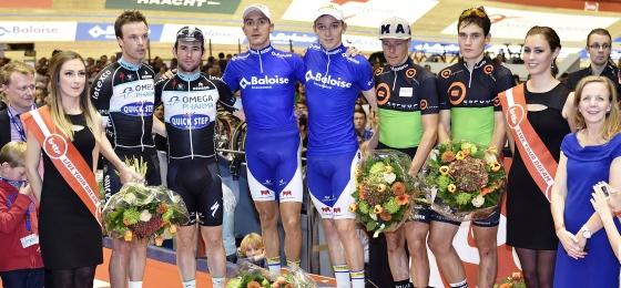 Finaljagd in Gent: Erneut siegt Jasper de Buyst, diesmal mit Kenny de Ketele