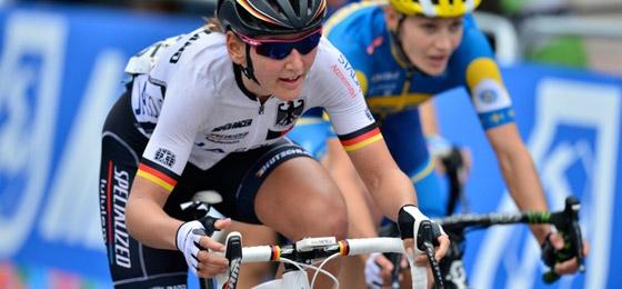 Deutscher Frauenradsport mit aufsteigender Tendenz: Lisa Brennauer sorgt für Aufmerksamkeit