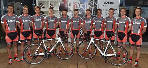 LKT Team Brandenburg: Teampräsentation für Saison 2015 in Lübben