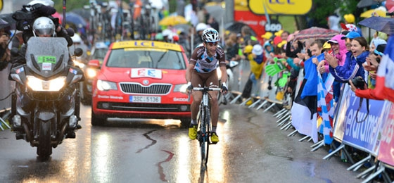 Frankreich jubelt: Blel Kadri gewinnt 8. Etappe der Tour de France