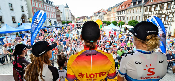Lisa Brennauer schafft das Double bei der Thüringen Ladies Tour